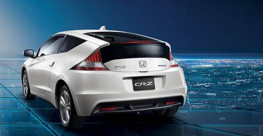 ใหม่ All New Honda CR-Z Hybrid 2014 - 2015 ฮอนด้า ซีอาร์-ซีร์ ตารางผ่อนดาวน์ล่าสุด