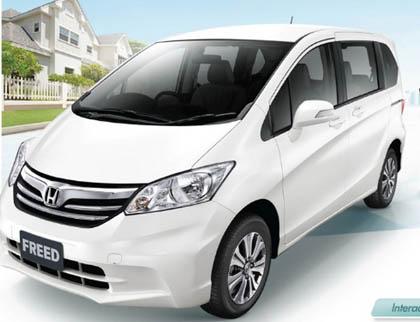 ใหม่ All New Honda FREED 2014 - 2015 ราคา ฮอนด้า ฟรีด รายละเอียดตารางราคาผ่อนดาวน์