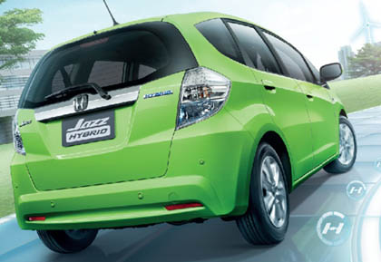 Honda Jazz Hybrid 2014- 2015 ราคา ฮอนด้า แจ๊ส ไฮบริด ตารางราคาผ่อนดาวน์ล่าสุด