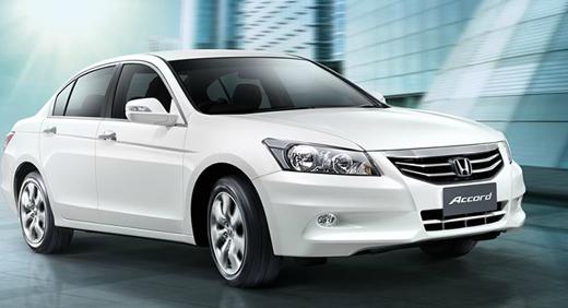 มาดูรูปลักษณ์ภายนอกของ Honda Accord สวยอย่าบอกใครเลย