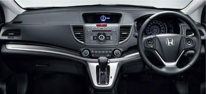 มาดูความแตกต่างของ Honda CR-V  ของแต่ละรุ่นกันนะครับ