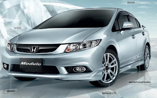 ใหม่ New Honda Civic 2014 - 2015 ราคา ฮอนด้า ซีวิค รายละเอียดตารางราคาผ่อนดาวน์