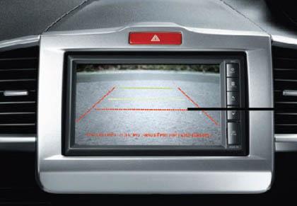 ระบบความปลอดภัย (Safety Performance )  ของ Honda FREED ฮอนด้า ฟรีด