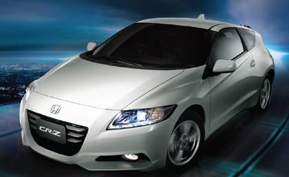ใหม่ All New Honda CR-Z Hybrid 2014 - 2015 ฮอนด้า ซีอาร์-ซีร์