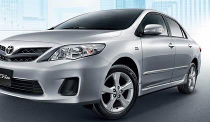 Toyota Corolla Altis toyota altis