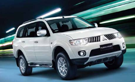 All New mitsubishi pajero 2014 2015 ราคา