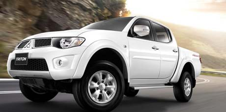 All New mitsubishi triton 2014 2015 ราคา