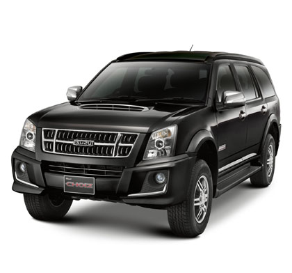 All New Isuzu MU-7