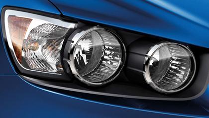 02รีวิวภายนอกของ Chevrolet Sonic เชฟโรเลต โซนิค