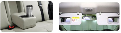 05รีวิวภายในของ Mitsubishi Attrage มิตซูบิชิ แอททราจ สวย ๆและกว้างอย่างมาก ๆ