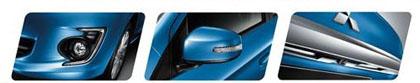 รีวิวภายนอกของ Mitsubishi Attrage มิตซูบิชิ แอททราจ