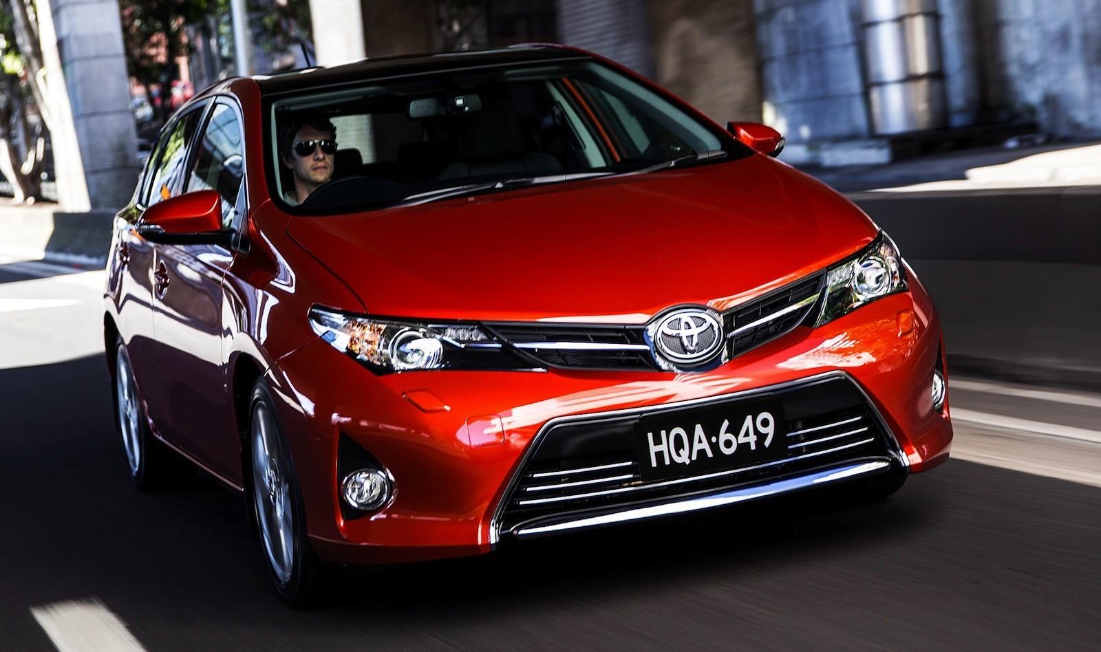 2013 Toyota Corolla Cars