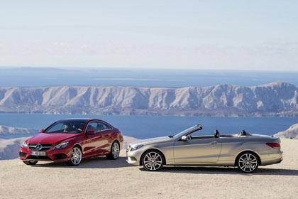มาแล้ว Mercedes benz E-class 2014 สวย หยดย้อยกว่าเดิม
