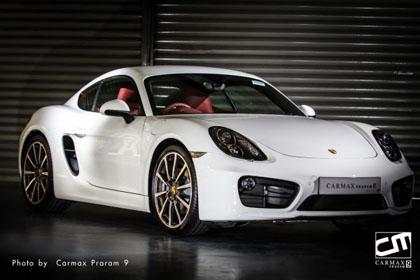 02มาดู Porsche New Cayman S 2013 สวยๆ กันนะครับมาแบบ Style sport สุดหรู