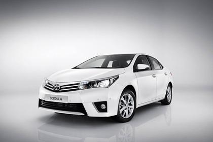 โคโรลล่า All-New Toyota Corolla 2014 – 2015