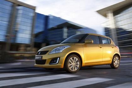 Suzuki swift 2014 ภาพหลุดเปลี่ยนไปหลายอย่างเหมือนกัน