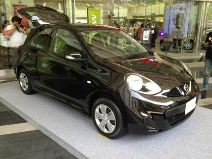 มาดู Nissan March Minorchange ของต่างประเทศกันดูบ้างนะครับ เขาว่าสวยกว่าของไทยเยอะแยะเลย