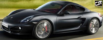 มาดู Porsche New Cayman S 2013 สวยๆ กันนะครับมาแบบ Style sport สุดหรู