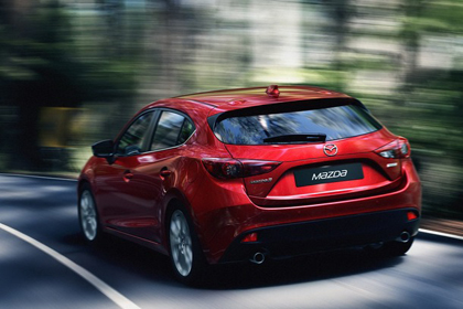 Mazda3 2014 เขาว่าจะเปิดตัวอย่างเป็นทางการในสัปดาห์นี้อย่างแน่นอน