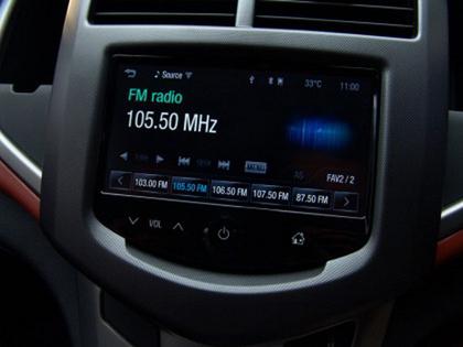 เปิดตัวอย่างเป็นทางการ Chevrolet Sonic 1.6 2014 สามารถจะใช้ E85 ได้