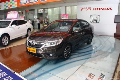 Honda Crider 2014 มาแล้วเป็นรุ่นระหว่าง Honda Civic และ  Honda Accord