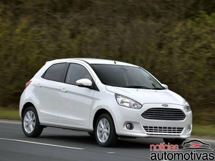 All New Ford Ka (Value-B) คาดว่าจะได้ขายปี 2014
