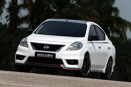 Nissan Almera Nismo 2014 ชุดแต่งที่สวยงามอย่างสุดของ Nissan Almera