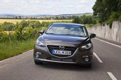Mazda3 2014 ซีดาน ภาพอย่างเต็ม ๆ มาแล้ว ดูได้ที่นี่เลย