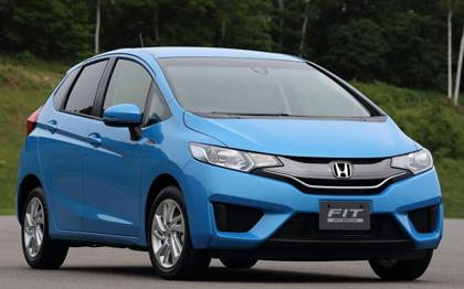 Honda Jazz  ฮอนด้า แจ๊ส 2014 โฉมใหม่มาเต็ม ๆ และกำลังจะเปิดตัวที่ญี่ปุ่น