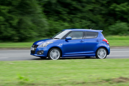 Suzuki กำลังจะทำ Suzuki Swift ซูซูกิ สวิฟท์ ในแบบ Sport