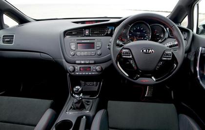 Kia กำลังคิดว่าจะสร้างรถที่เป็นคู่แข่งของ  Ford Fiesta ST