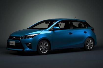All New Toyota Yaris Eco  2014 ใกล้เปิดตัวที่ไทยอย่างเป็นทางการ