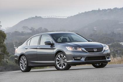 Honda Accord โฉมไมเนอร์เชนจ์  2014 การออกแบบที่ดูดีและสวยกว่าเดิม