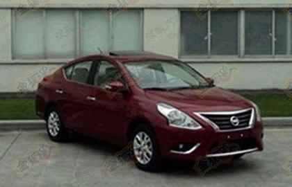 Nissan Almera 2014 โฉมไมเนอร์เชนจ์ มาดูว่าจะเปลี่ยนไปมากไหม