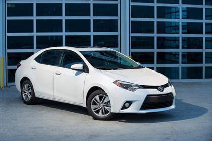 เปิดราคาของ Toyota Corolla 2014 ของต่างประเทศ ราคาเริ่มที่ห้าแสนต้น ๆ