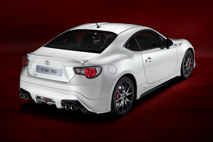 Toyota GT86 ขุมพลังใหม่ของ Toyota ด้วยเครื่องยนต์มากกว่า 2 ลิตร