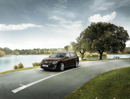 Chevrolet Cruze Spark Bubble Edition สวยและน่ารักอย่างบอกไมาถูกเลย