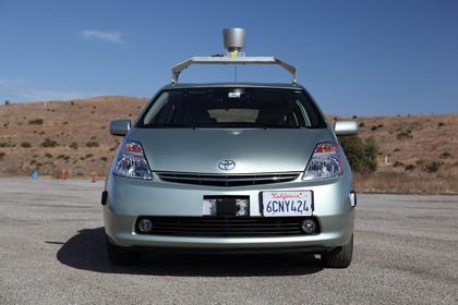 แท็กซี่ไร้คนขับแนวคิดของ Google ที่มีโอกาสเป็นไปได้อย่างสูง