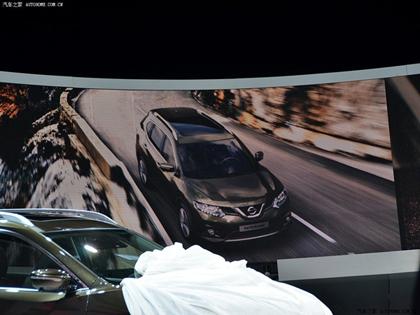 All New Nissan X-Trail  2014 เปิดตัวอย่างเป็นทางการเรียบร้อยแล้วจ้า