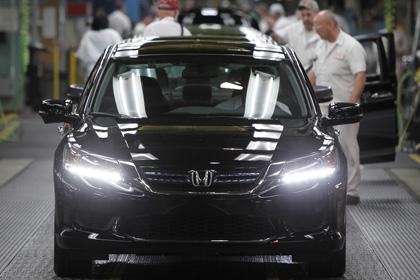 มาชอมภาพสวยๆ ของ All New New Honda Accord Hybrid 2014