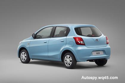 Datsun GO Eco car จาก Nissan ราคาไม่ถึง 2 แสน