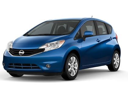สามารถจะสั่งซื้อ Nissan Versa® Note™ ได้ผ่านเว็บไซต์ amazon ได้แล้ววันนี้