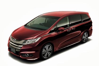 มาดูภาพ Honda Odyssey Mk5 สวย ๆ ที่จะขายญี่ปุ่นและออสเตรเลีย