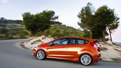 All New Ford Fiesta ST ฟอร์ด เฟียสต้า เอสที 2014 - 2015 มาอ่านรีวิวกันนะครับ