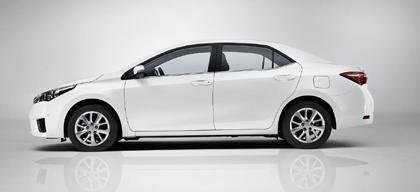 เปิดแล้วโฉมของ Toyota Corolla Altis 2014 ที่จะเข้ามายังประเทศไทย