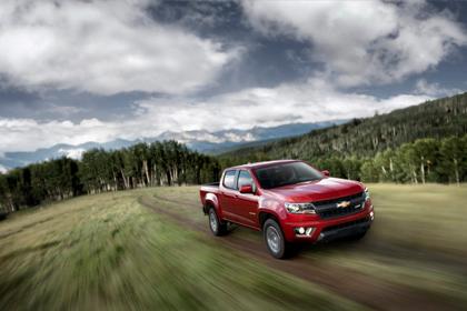 มาชมภาพ All New 2015 Chevrolet Colorado ที่กำลังจะมาในปี 2015 กันนะครับ