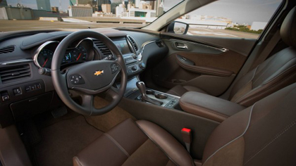 Chevrolet Impala 2LT เชฟโรเลต อิมพาล่า 2เอลที สวยงามได้อย่างใจคิด