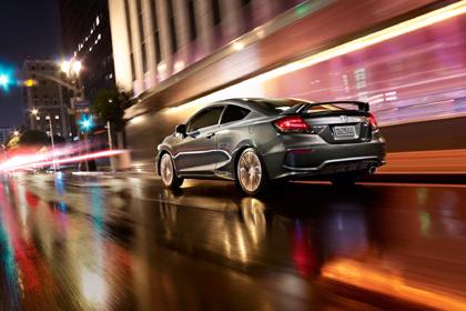 Honda Civic กับการออกแบบใหม่ในปี 2014 เพื่อจะดึงกลุ่มลูกค้าที่ชอบความเป็น Sport