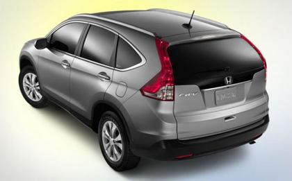 Honda CR-V EX-L ฮอนด้า ซีอาร์-วี อีเอ็กซ์-เอ กับการออกแบบที่คุ้มค่าอย่างที่สุด