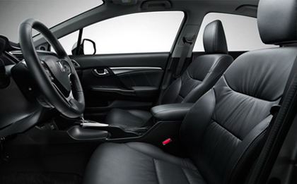 Honda Civic Sedan EX-L  ฮอนด้า ซีวิค ซีดาน อีเอ็กซ์-เอล กับการออกแบบเฉียบคม